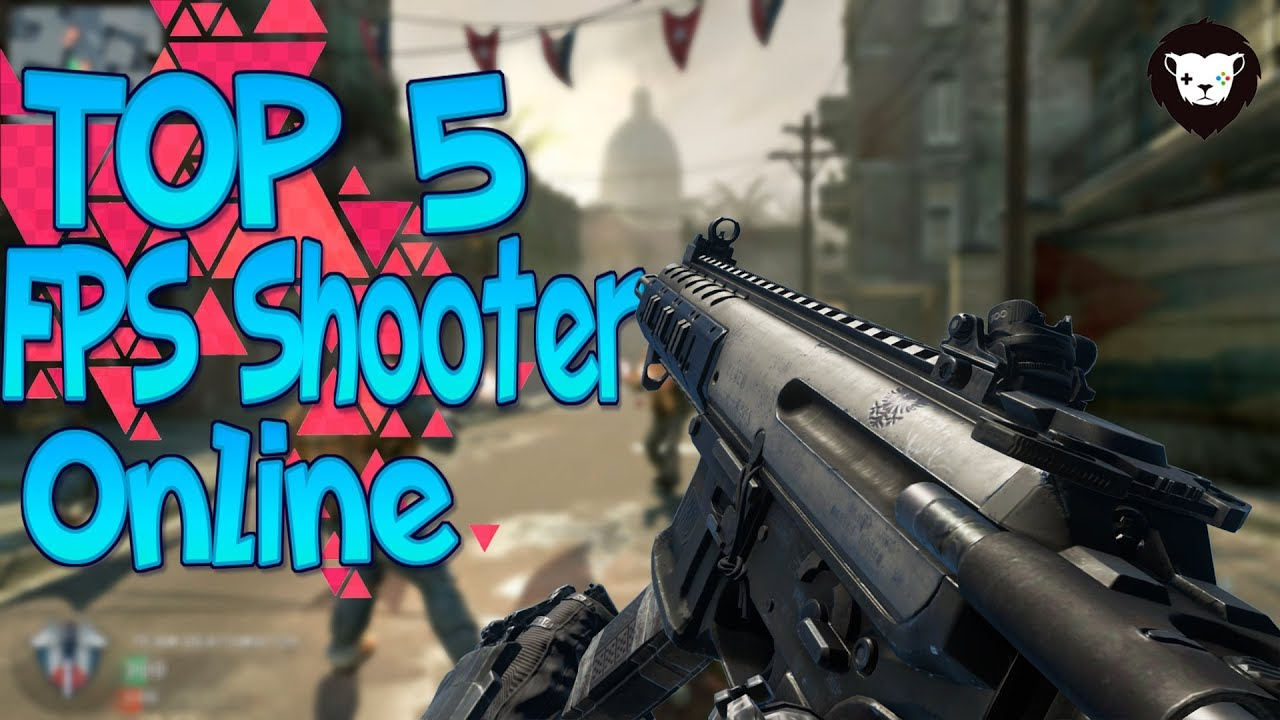 Free To Play Shooter 2021