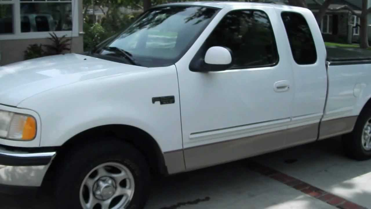 1997 ford f150 xlt 4 6l v8 super clean perfect condition sold youtube