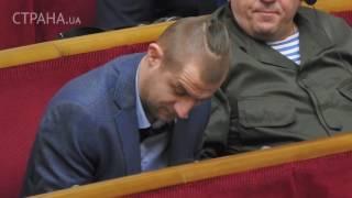 """В Раде произвела фурор """"Московская"""" водка с акцизом ДНР"""
