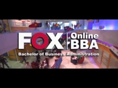 Online Bachelor of Business Administration (Online BBA)