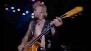 stray cats - fishnet stockings - live tokyo may 1990