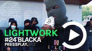 #24 Blacka - Lightwork Freestyle 🇳🇱 (Prod. Johnny Gruter) | Pressplay