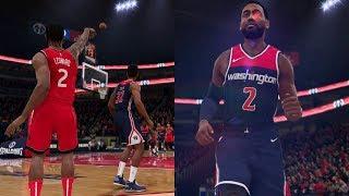 NBA LIVE 19 - Raptors vs. Wizards | NBA Season 2018-2019