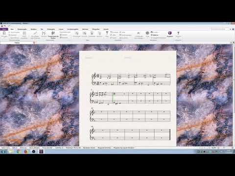 """2019 10 27 Livecomposing Of """"End Of Time - A Lullaby"""""""