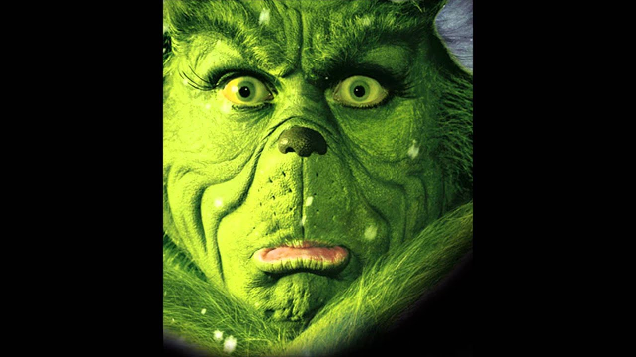 Jim Carrey Grinch Images Vector