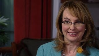 Gabby Giffords speaks four years into her recovery
