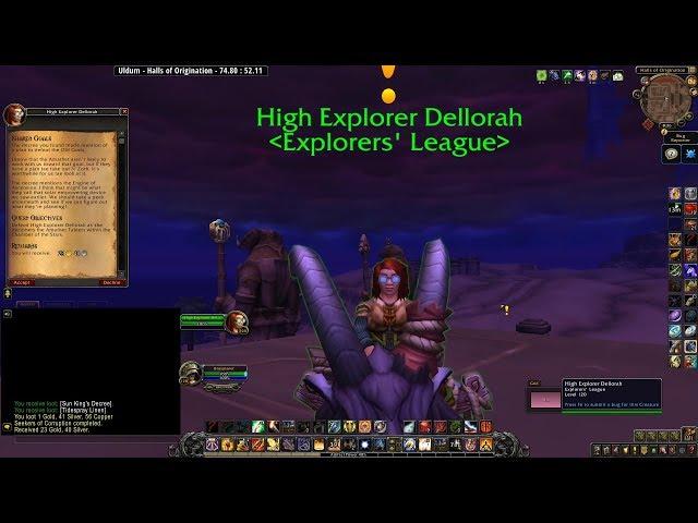 Shared Goals | 8.3 Explorer's League Quests
