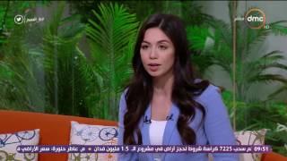 8 الصبح - أحمد رضوان وسمر فتحي طلاب يخترعون نموذج لـ