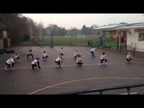 Ashley School Dance Squad