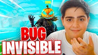 *EPICO* BUG TO BE INVISIBLE IN FORTNITE 😱 !! - Yeyo Gaming