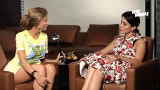 Тина Канделаки дала интервью Trendy