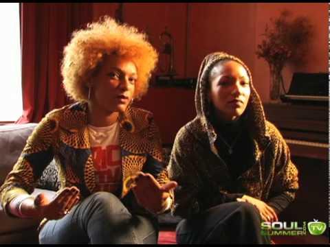 Soul Summer Exclusive Interview w/ Les Nubians