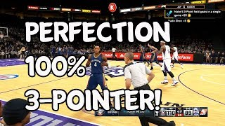 100% shooting in nba 2k14 pc