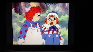 Raggedy Ann and Andy: The Ransom of Sunny Bunny Adventure Pt. 1