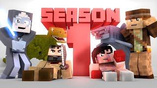 MMP Season 1 Compilation! - (Minecraft Animation)