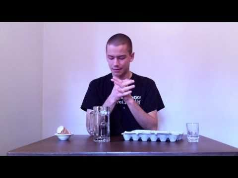 Drinking Raw Eggs - Health Benefits