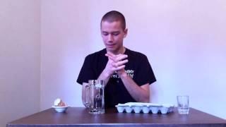 Drinking Raw Eggs - Health Benefits