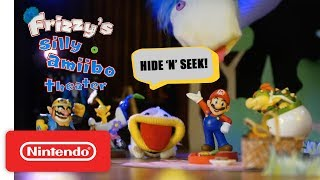 Bowser Jr. Plays Hide 'n' Seek! - Ep. 7 - Frizzy's Silly amiibo Theater | Play Nintendo thumbnail