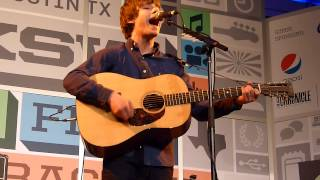 """Slide"" - Jake Bugg (Radio Day Stage, SXSW 2013, Austin)"