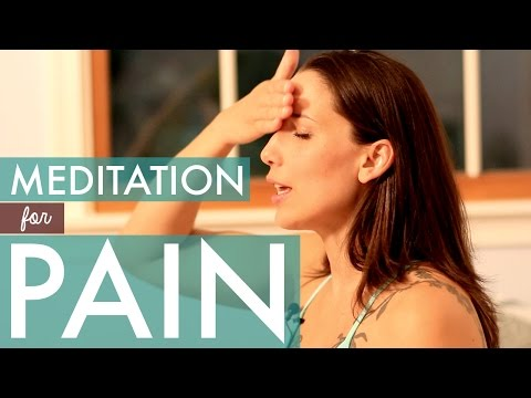 Meditation for Pain, Grief, Loss, Heartache - How to Meditate for Beginners - BEXLIFE