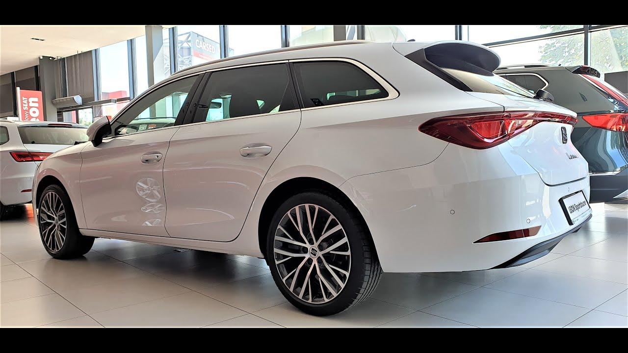 2020 SEAT Leon Sportstourer Xcellence   4K