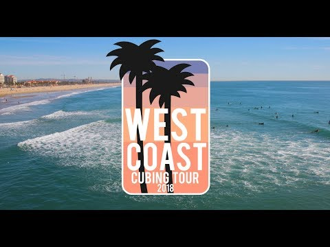 West Coast Cubing Tour Promo!