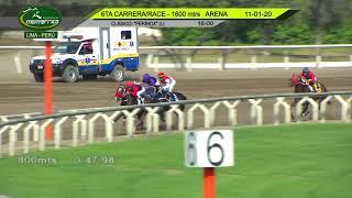 Vidéo de la course PMU PREMIO PERINOX