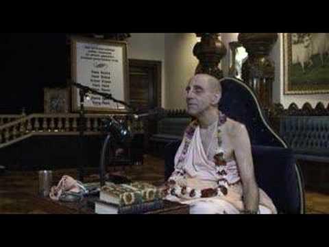 Hanumat Presaka Swami - Lecture on Lalita Madhava
