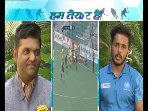 Hockey World Cup 2018 | Harmanpreet Singh in Hum Taiyar Hai | DD Sports
