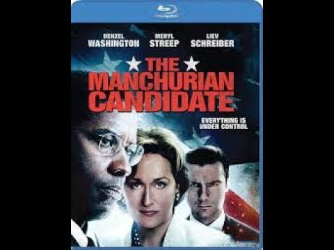 THE MAKING OF A MANCHURIAN CANDIDATE...MUST SEE...