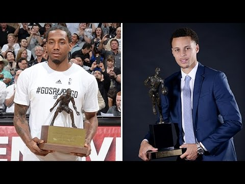 2016 - 2017 NBA Season Awards Predictions (MVP, Rookie of the Year, Most Improved)