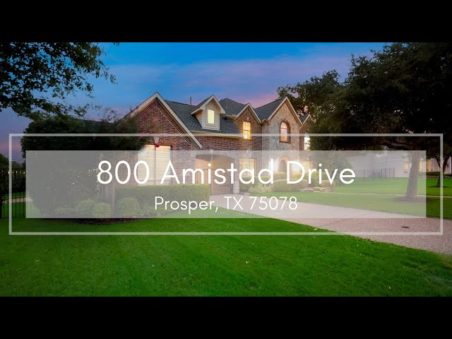 #Stunning home walkthrough! 800 Amistad Drive #Prosper #Texas #Remaxhome #RemaxFourCorners