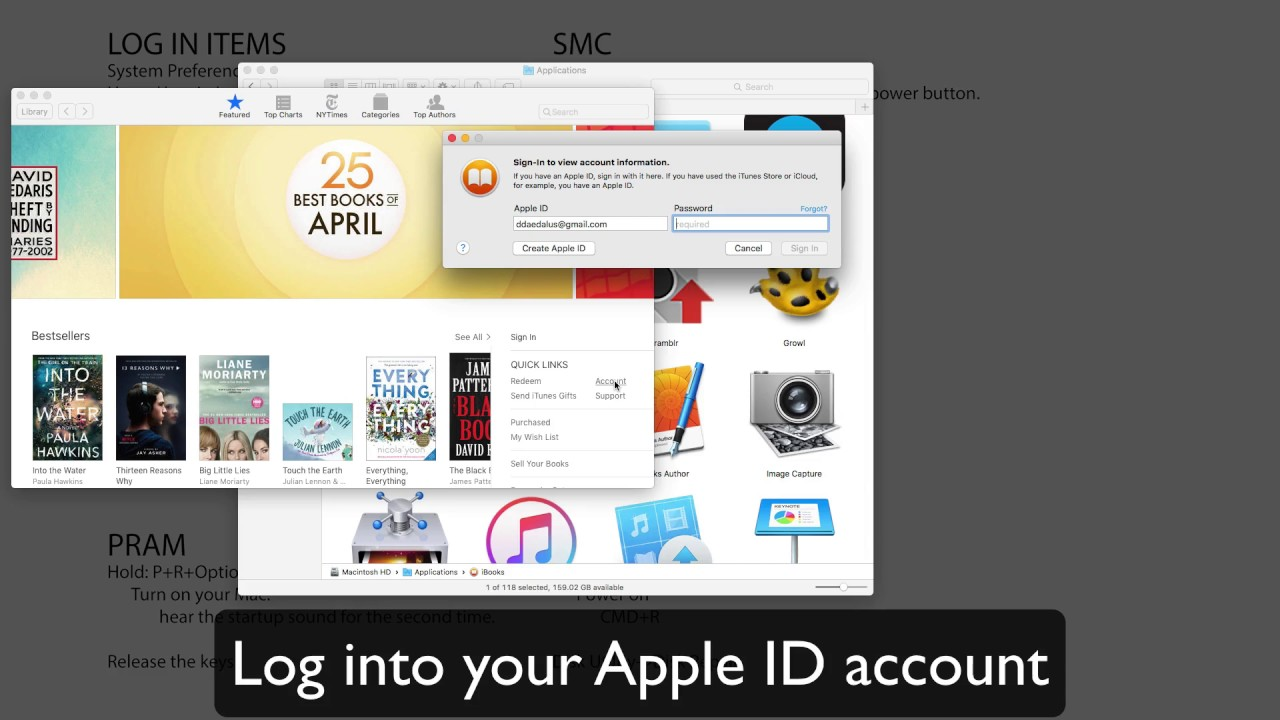 How to Redeem an ibooks Code