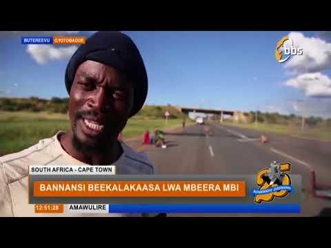 Bannansi Beekalakaasa Lwa Mbeera Mbi E southafrica