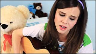 Video Avril Lavigne - Here's To Never Growing Up - CLEAN (Official Music Cover) by Tiffany Alvord download MP3, 3GP, MP4, WEBM, AVI, FLV Juli 2018
