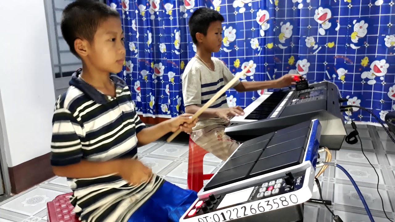 Lại Nhớ Người Yêu [Hòa Tấu + KARAOKE BEAT] - Nhạc sống Phong Bảo