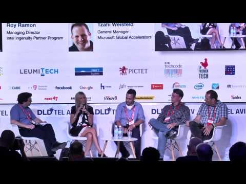 The Multinational's Role in Israel (Suliman, Dodge, Ramon, Teeni, Weisfeld) | DLD Tel Aviv 16