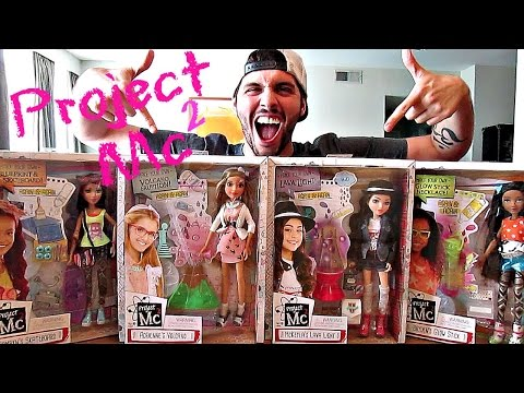PROJECT MC2 DOLLS - DOLL REVIEWS