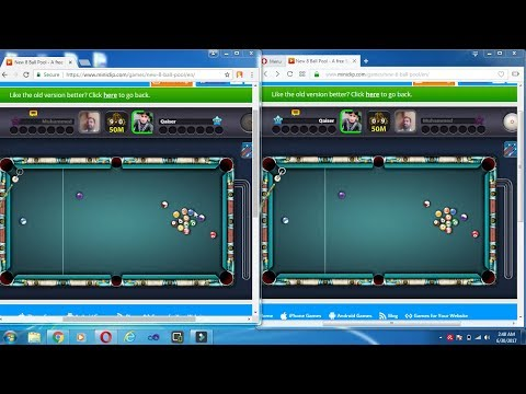 8 BALL POOL NEW COIN TRANSFER TRICK IN BERLIN  2017 WEB