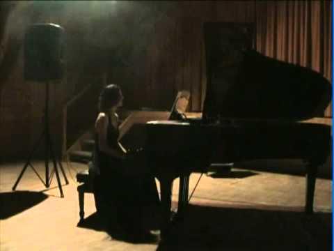 Souvenirs de Chine (J.M. Jarre) par Sylvia Renard (piano) [LIVE]