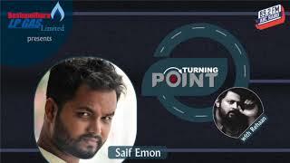 Basundhara LP Gas Presents Turning Point   Saif