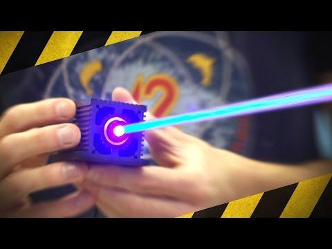 La Force des Lasers ! - [Science 2.0]
