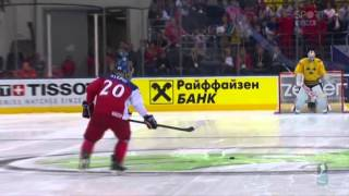 Czech Republic-Sweden shootout