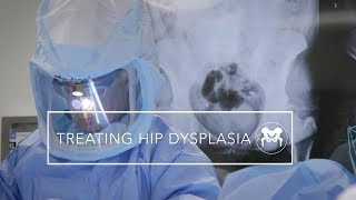 Treating Hip Dysplasia in Young Adults
