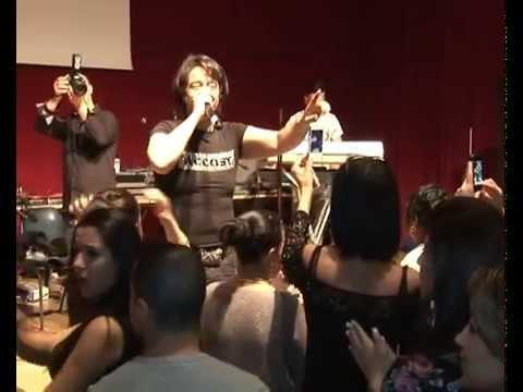 Houari napoli live 2014