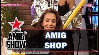 AmiG Shop - Ivana Dudić (Ami G Show S12)