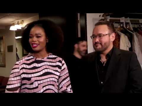 Pretty Yende and Javier Camarena on La Fille du Régiment