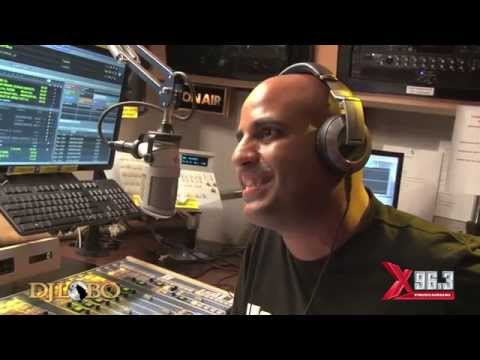 X96.3 Daddy Yankee Interview w/ DJ Lobo