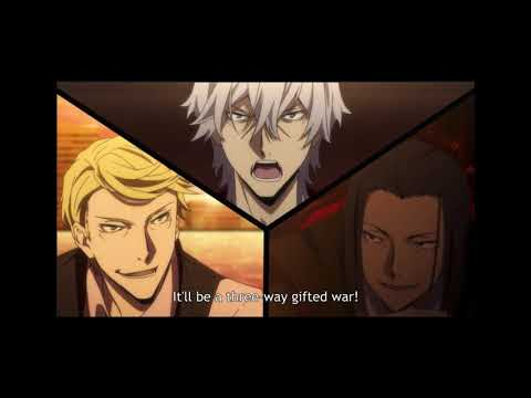 Armed Detective Agency vs Port Mafia (This is War)