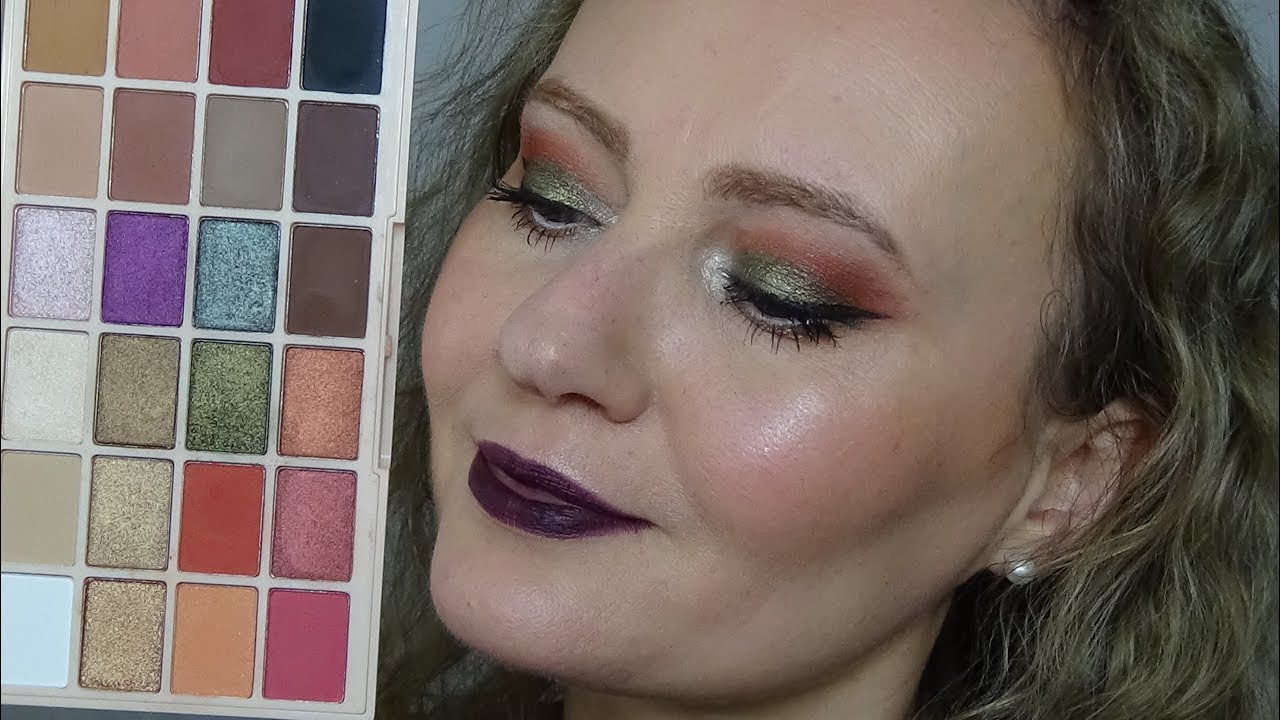 Makeup revolution soph x eyeshadow palette paleta cieni